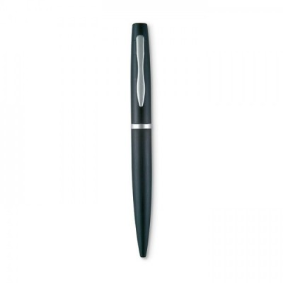 TOPSCRIPT Aluminiowy długopis czarny