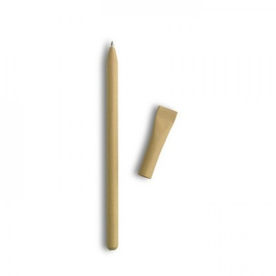 ARTEL Papierowy długopis z recykling beżowy