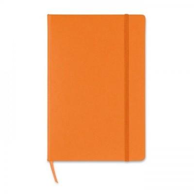 SQUARED Notes A5 pomaraczowy