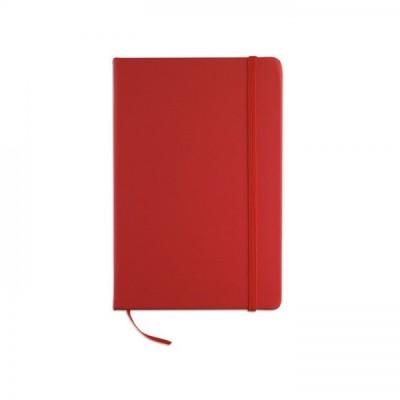 ARCONOT Notes A5 czerwony