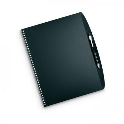 STUDIOUS Notes A4 z długopisem czarny