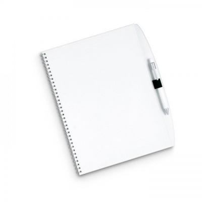 STUDIOUS Notes A4 z długopisem przezroczysty