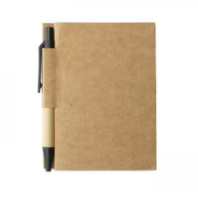 CARTOPAD Notes A6 z długopisem czarnym