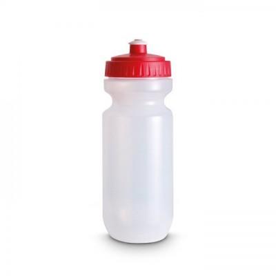 SPOT ONE Sportowa butelka do napojów czarna