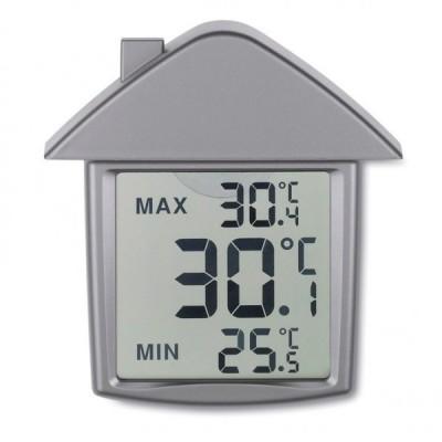 TERMOHOUSE Termometr w kształcie domku