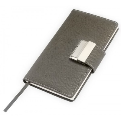 Passbook - Notes z szyfrem szary