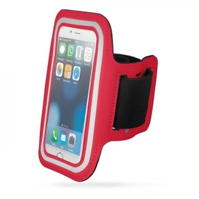 ARMPHONE Etui na smartfon (czerwony)
