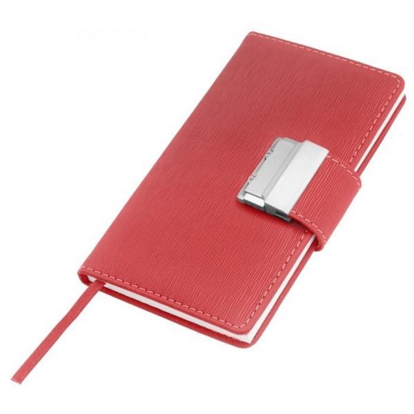Passbook - Notes z szyfrem czerwony