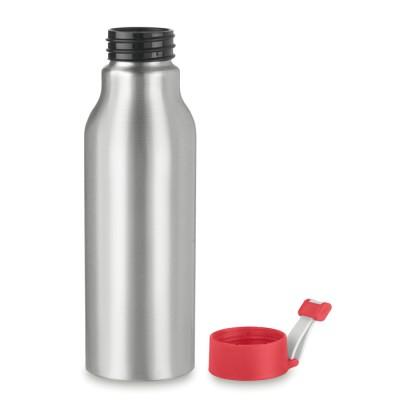 MADISON Bidon aluminiowy 500ml - czerwony