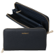 CACHAREL Elegancki portfel damski - niebieska (CEL636N)