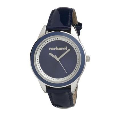 CACHAREL  Zegarek `Monceau Blue` kolor niebieski CMN2255