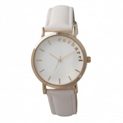 CACHAREL Zegarek Bagatelle Blanc kolor biały CMN636F