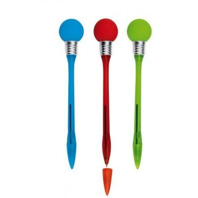 Długopis Light Bulb - świecący długopis