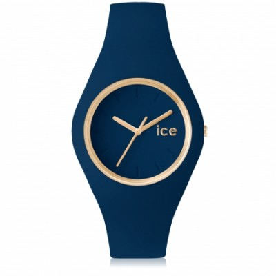Zegarek ICE glam forest-Twilight-Medium kolor niebieski