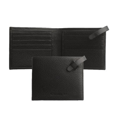 CERRUTI 1881 Card wallet Bridge kolor czarny NLW510