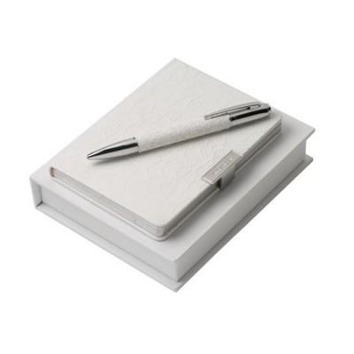 NINA RICCI Zestaw Névé Notes A6 + Długopis (RPBM317)
