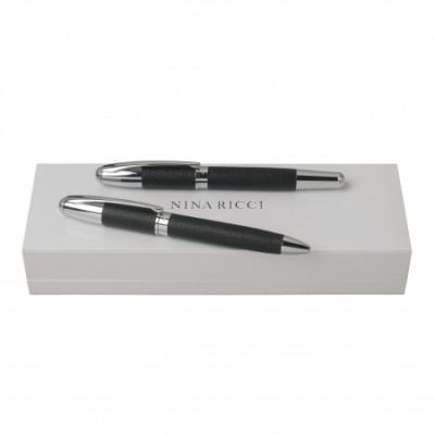 NINA RICCI Zestaw Embrun Długopis + Pióro kulkowe RPBR628