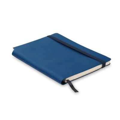 SOFTNOTE Notatnik A5  - brązowy