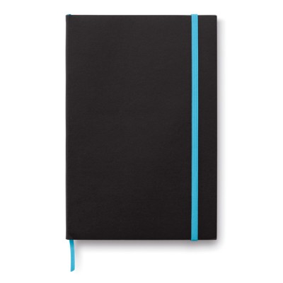 BLACK NOTE Notatnik A5 czarno/biały