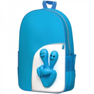 Plecak Rączka kolor morski 6444514