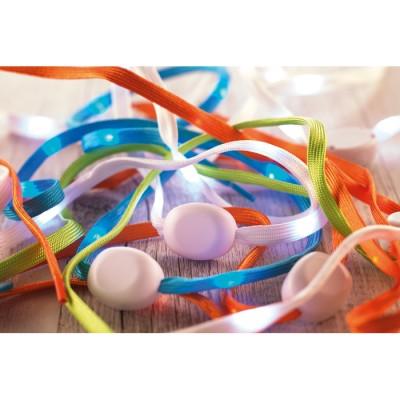 GLOW Świecące sznurówki - mix kolorów