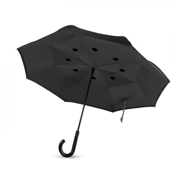 DUNDEE Odwrotnie otwierany parasol