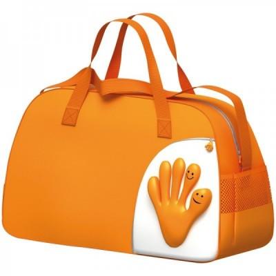 Torba sportowa Rączka, kolor pomarańczowy 6444410