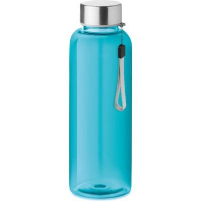 UTAH Butelka z tritanu 500ml. - przezroczysta niebieska