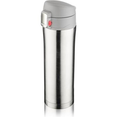 Kubek termiczny LOCK 440 ml - srebrny