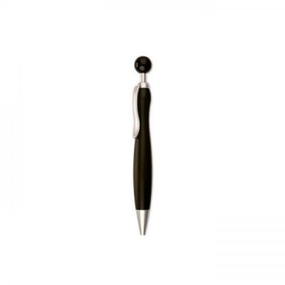 WIMEN Długopis z okrągłą końcówką czarny