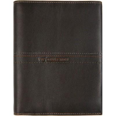 Elegancki portfel dla mężczyzny z ozdobnym przeszyciem (2)