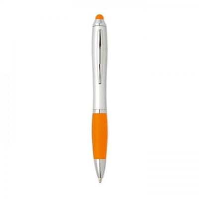 RIOTOUCH Rio Satynowy długopis pomarańczowy