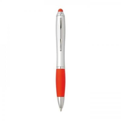 RIOTOUCH Rio Satynowy długopis czerwony