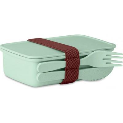 ASTORIABOX eko pudełko na lunch (zielony)