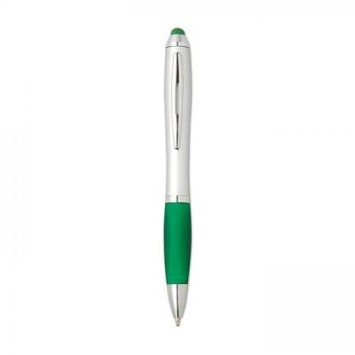RIOTOUCH Rio Satynowy długopis zielony