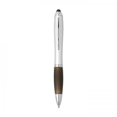 RIOTOUCH Rio Satynowy długopis czarny